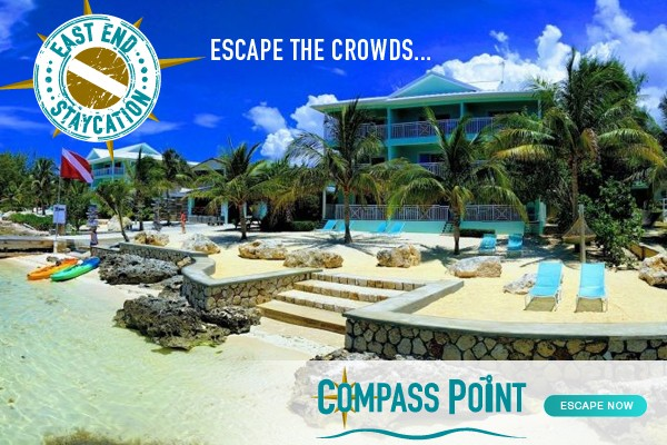 Cayman Residents Escape Here...